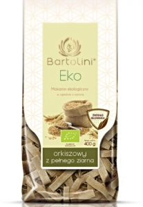 Makaron orkiszowy pappardelle 400g BIO