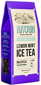 Herbata czarna Lemon Mint Ice Tea 50g