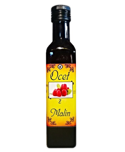 Ocet z malin  250ml